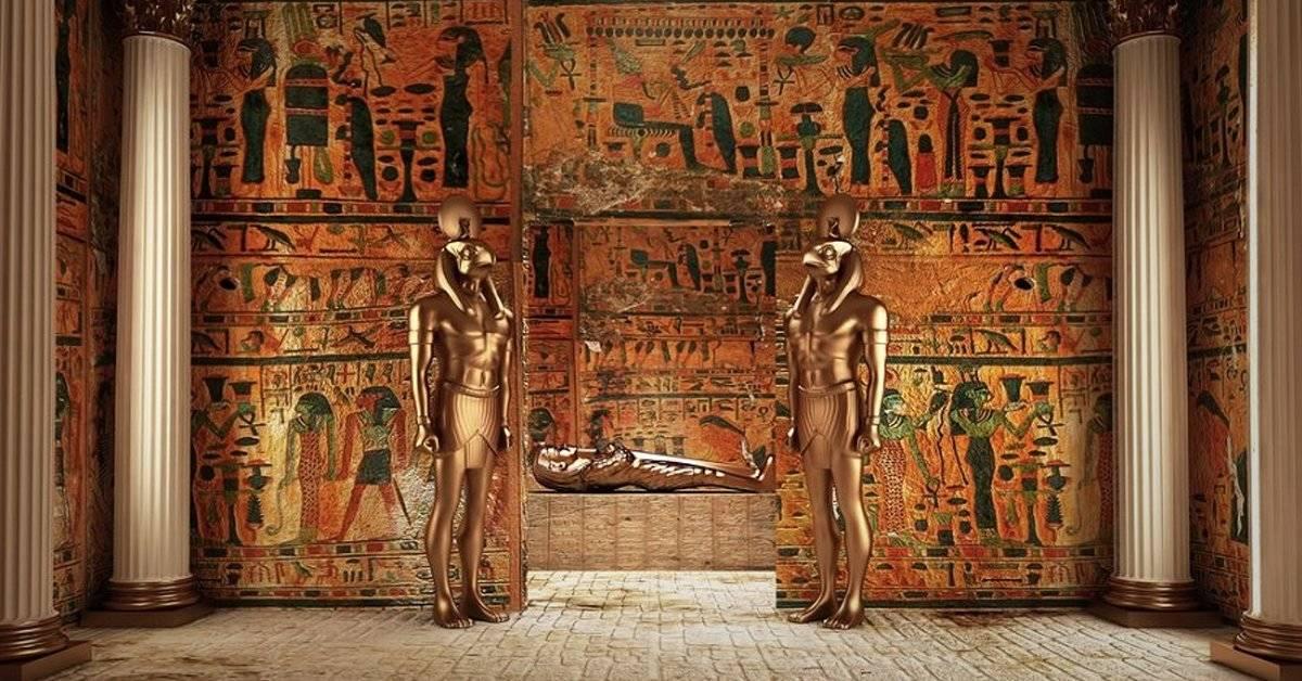 Egipto descubre 13 ataúdes de 2500 años de antigüedad completamente sellados