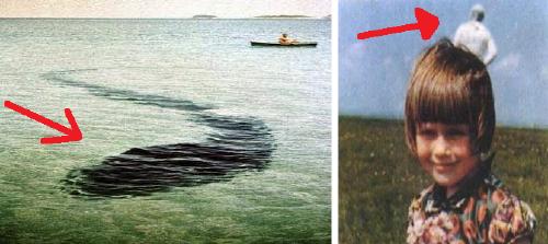 10+ fotos extrañas y misteriosas que la ciencia no ha podido explicar