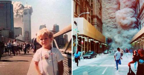 21+ fotos que quizá no habías visto del ataque del 9/11