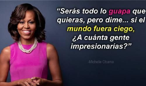 18+ frases de michelle obama que te harán sentir orgullosa de ser mujer