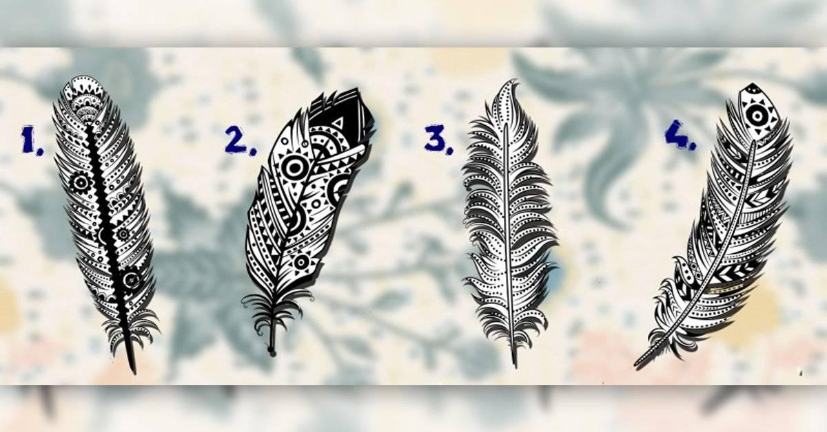TEST: ¿Quieres conocer tu verdadera misión en esta vida? Elige una pluma y descúbrela