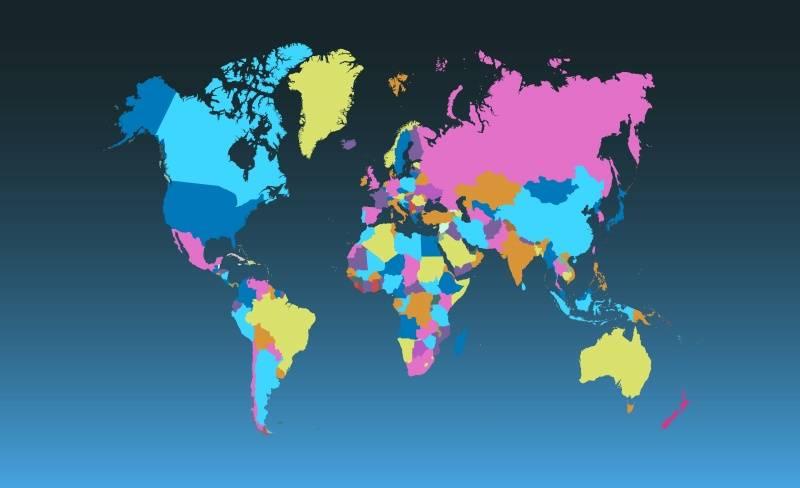 ¿Sabes qué significa el nombre de cada país? ¡Te sorprenderás al enterarte!