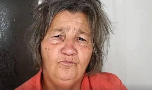 Su nieta es maquilladora y quiso regalarle a sus 70 años un cambio de look